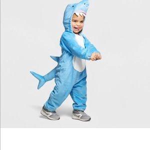 Baby Plush Shark Costume 0-6M Hyde and Eek!